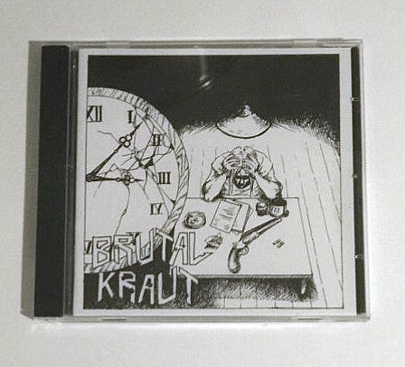 Image of Brutal Kraut CD