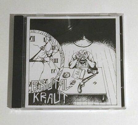 Image of Brutal Kraut CD