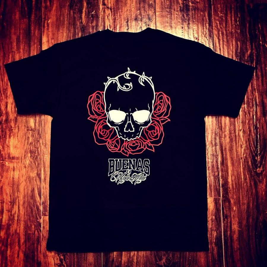 Image of BHA Skull Rose- 062