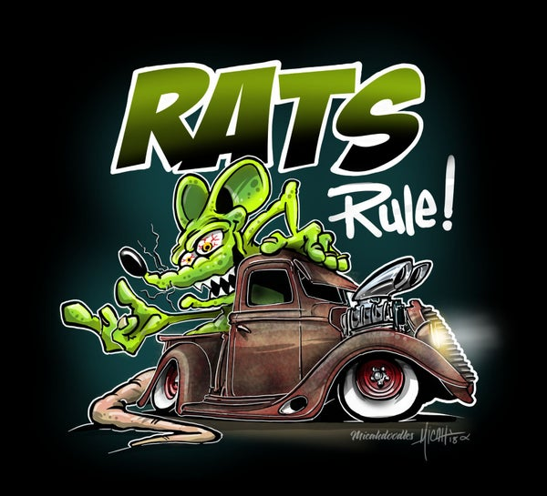 Image of RATS RULE!