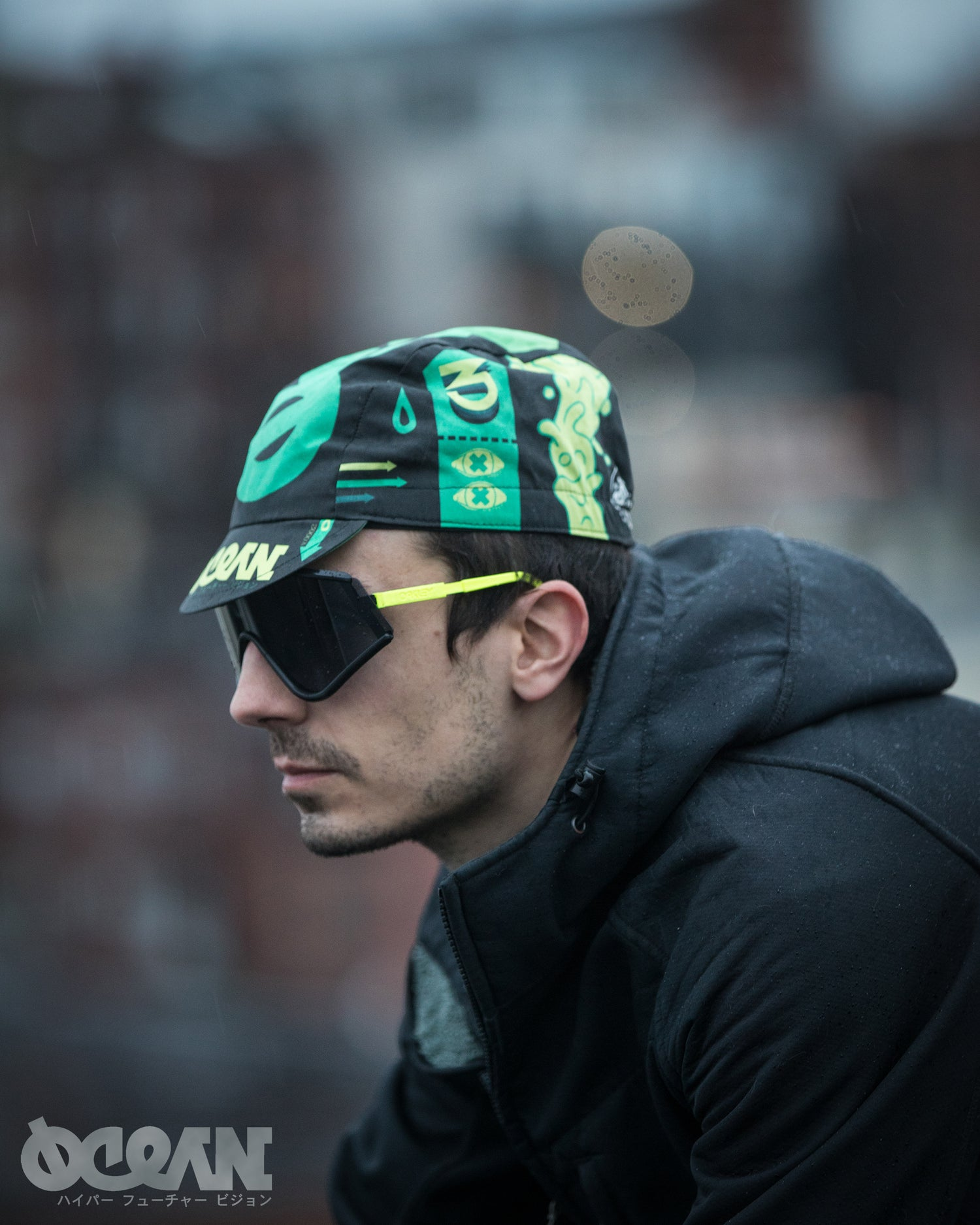 Image of OCEΛN Cycling Cap v2