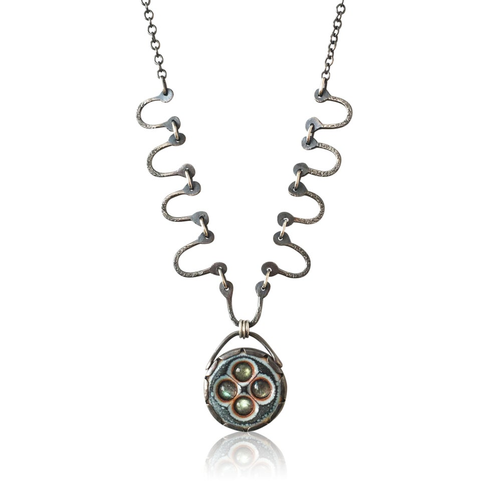 Image of  lucky dew drop necklace