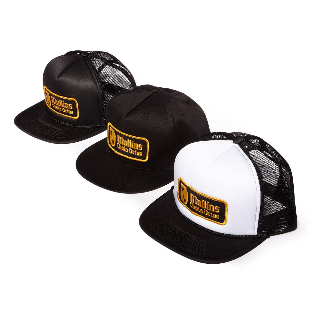 Image of MCD Logo Patch Hat