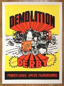 Image of Amish Demolition Derby