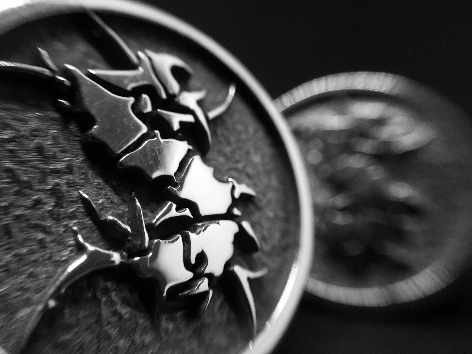 Image of Sepultura, the Official Silver Ring