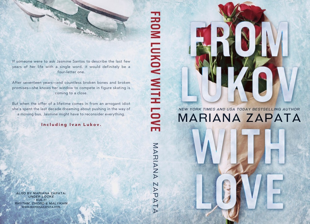 "Image of Signed Paperback ""From Lukov with Love"""