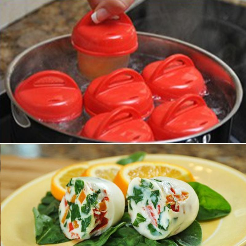 Image of Silicone Egglette Cooker