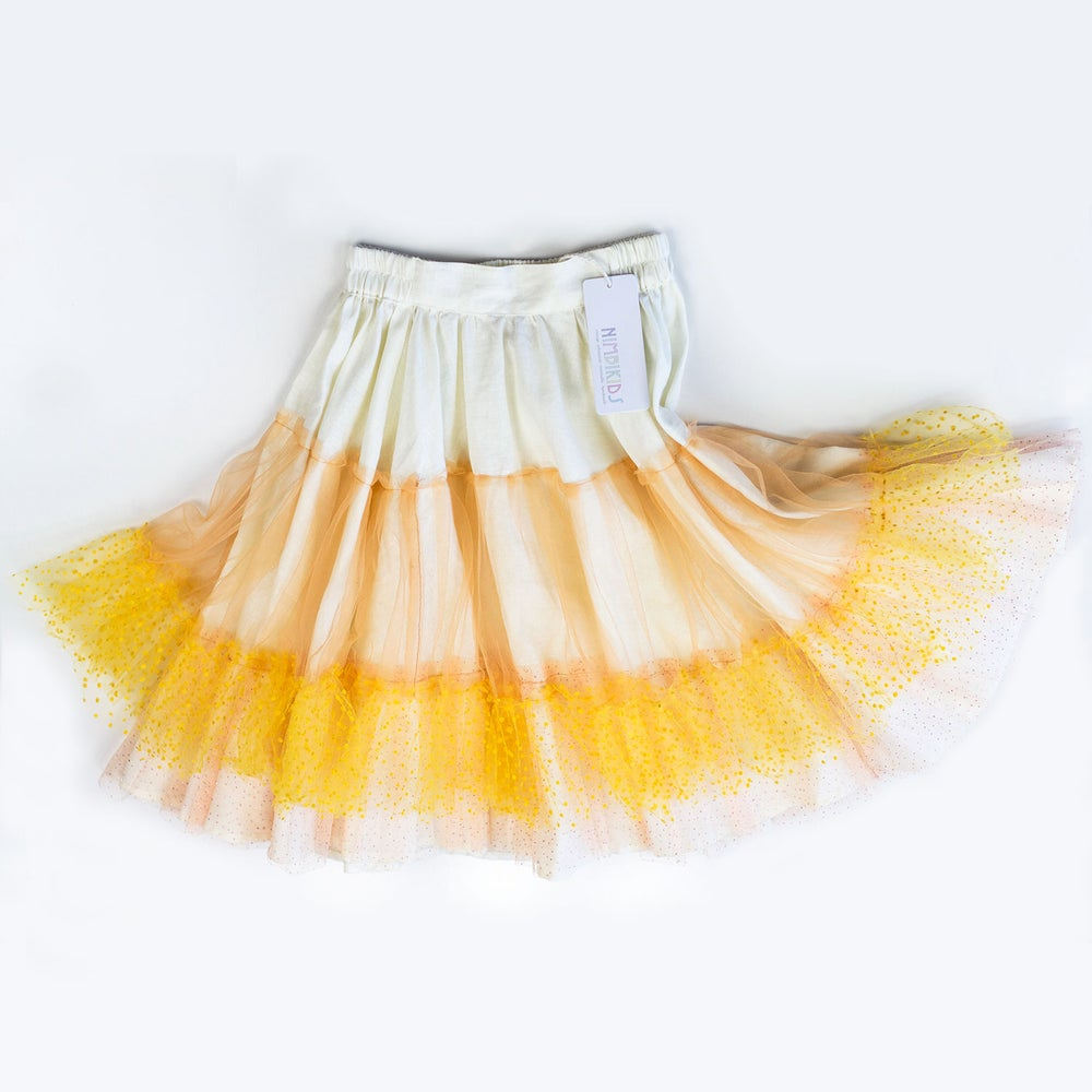Image of Wonderland Tulle Skirt - Meringue