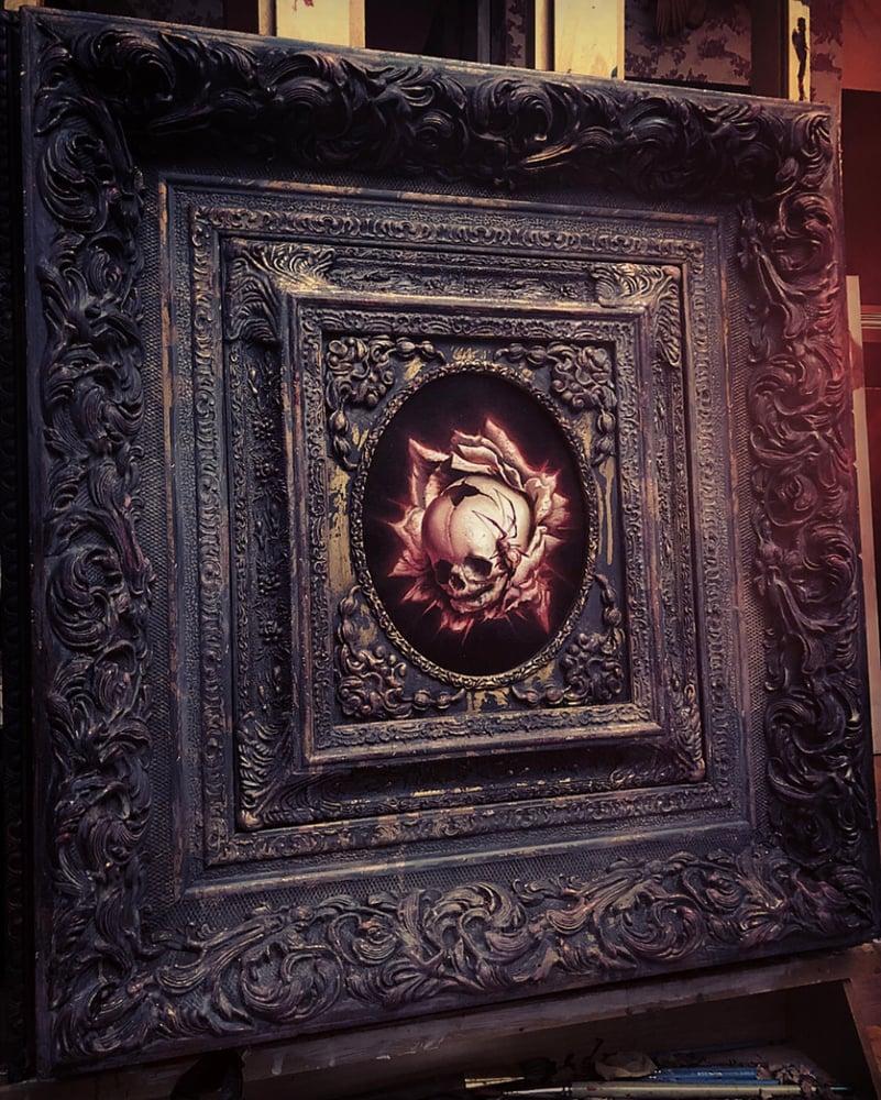 """Image of 'DIE, DIE, DIE MY DARLING...' - 9 x 7"""" - Miniature Open Edition Museum Archival Print"""