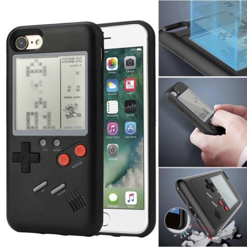Image of Retro Gameboy Phone Cover