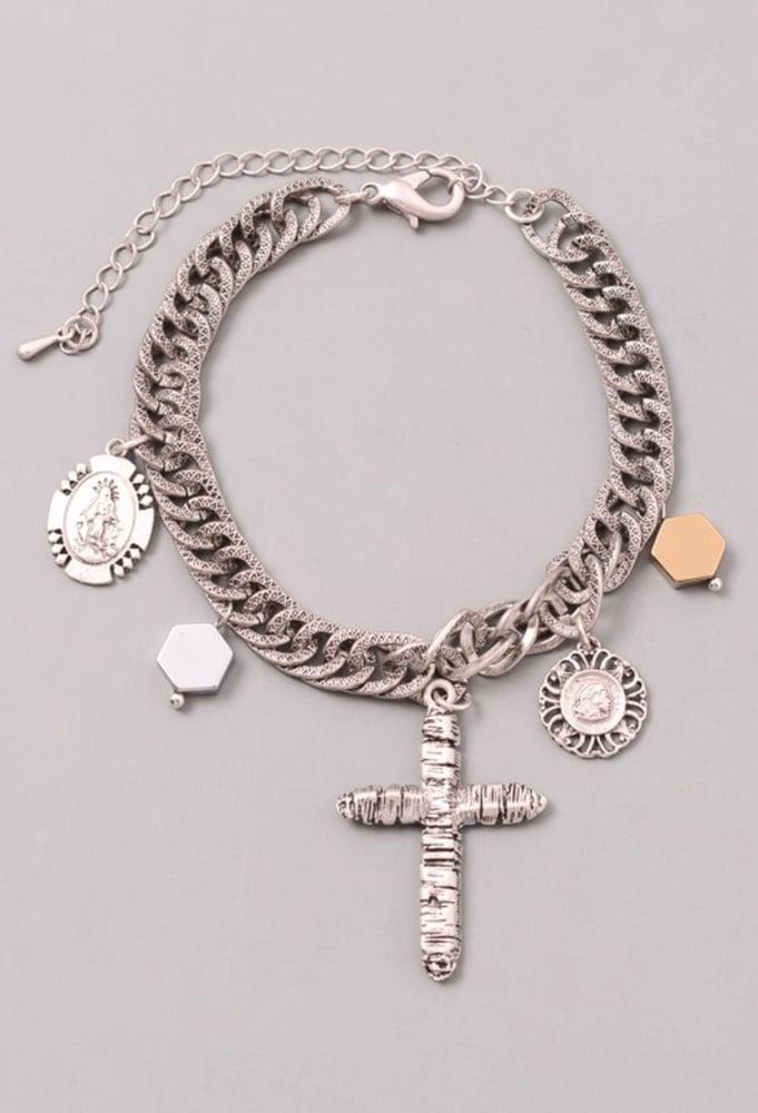 """Image of """"Crucifix"""" bracelet"""