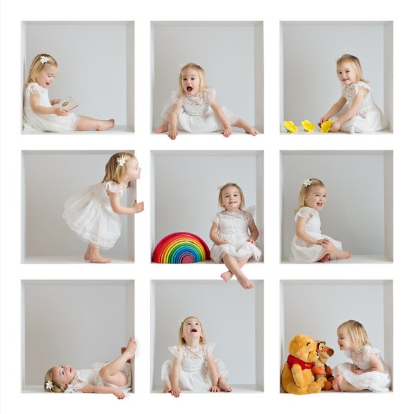 Image of All boxed up - mini session!