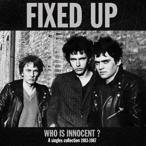"Image of FIXED UP ""Who is Innocent?"" CD"