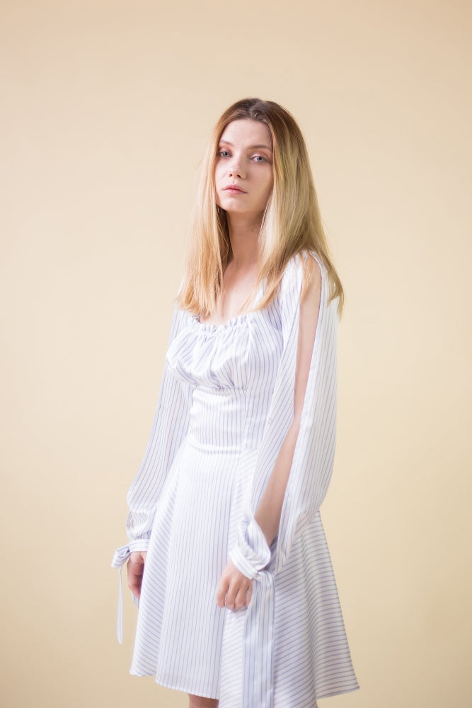 Image of 'Brigitte' dress