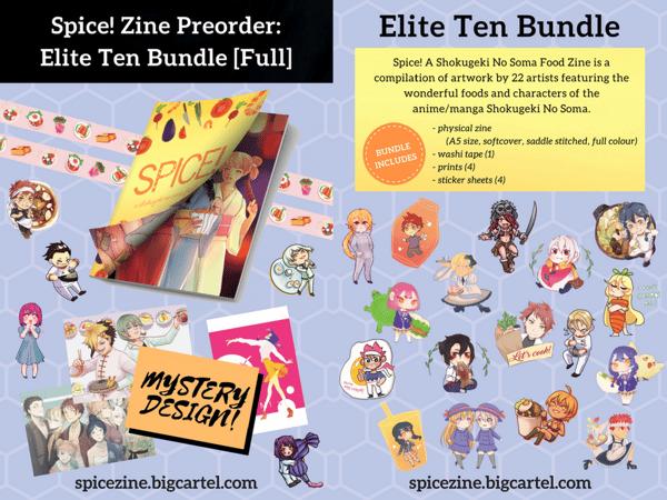 Image of Spice! Elite Ten Bundle [Full]