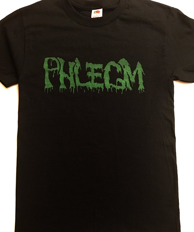 Image of Phlegm Logo T shirt