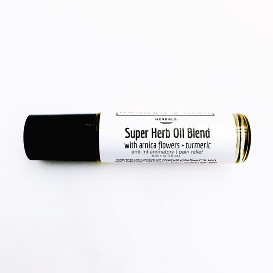 Image of Super Herb Roll-on Oil Blend