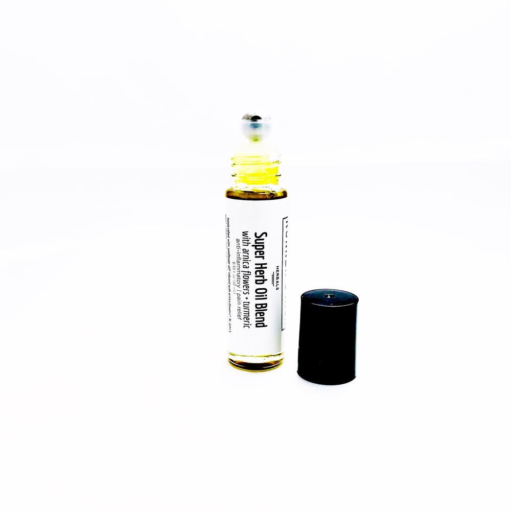 Image of Super Herb Roll-on Oil Blend
