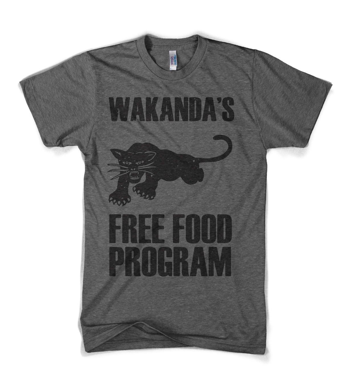 Image of Wakanda's Free Food Program