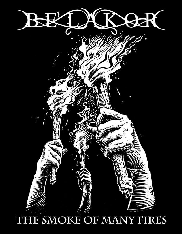 Image of The Smoke of Many Fires T-Shirt
