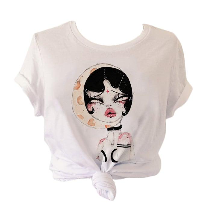 Image of Lady Moon Shirt