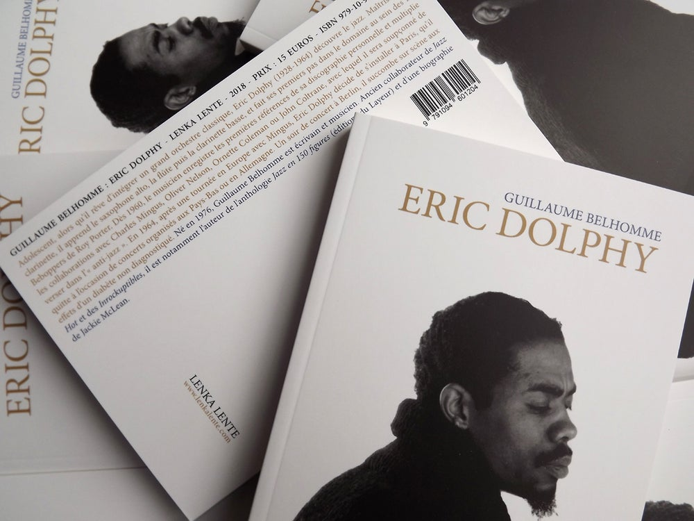 Image of Eric Dolphy de Guillaume Belhomme