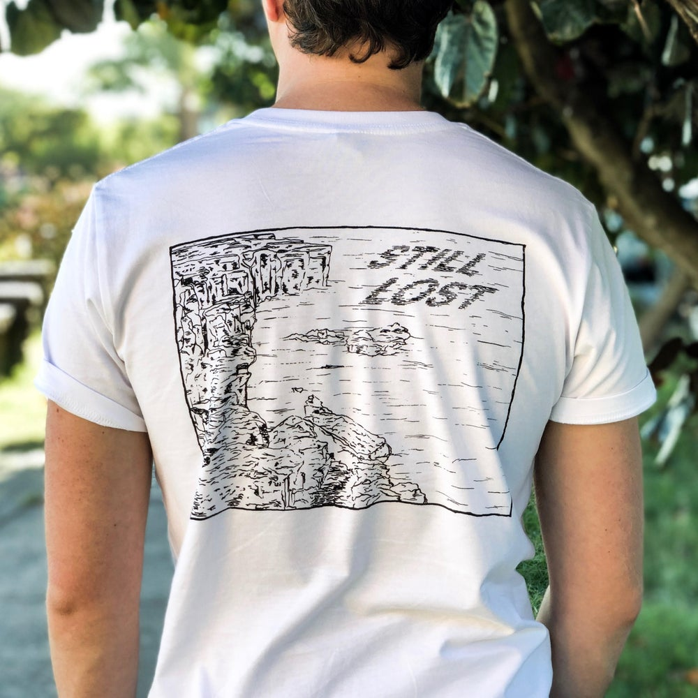 Image of Still Lost. Still Searching. tee