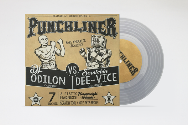 Image of Punchliner by DJ ODILON