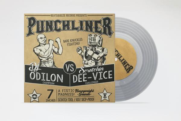 Image of Punchliner by DJ ODILON