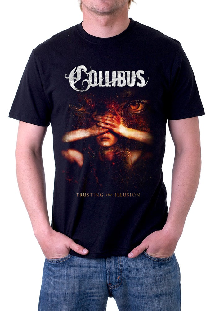 Image of 'Trusting The Illusion' T-shirt