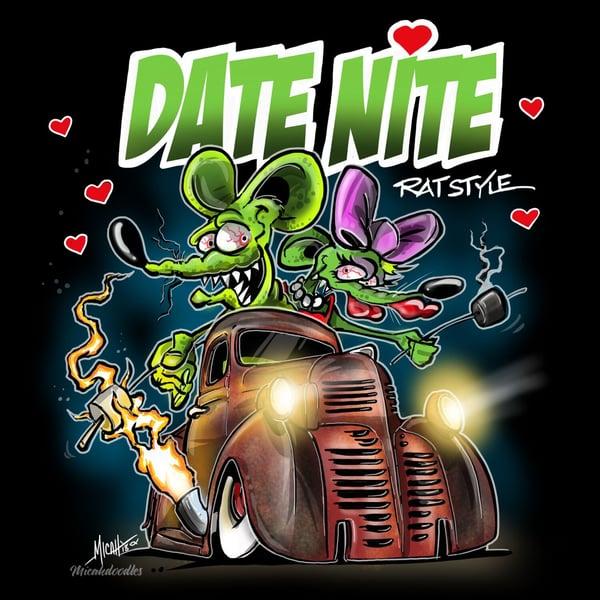 Image of RATROD DATE NITE