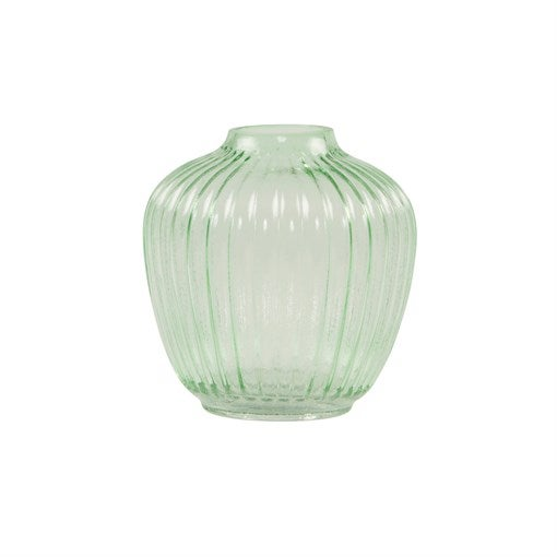 Image of Botanical Green Vase