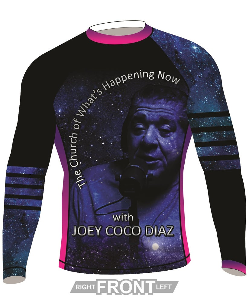 Image of PRE-ORDER ONLY Church Rash Guard Long Sleeve
