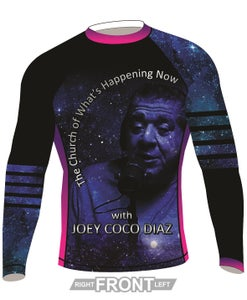 Image of Church Rash Guard Long Sleeve