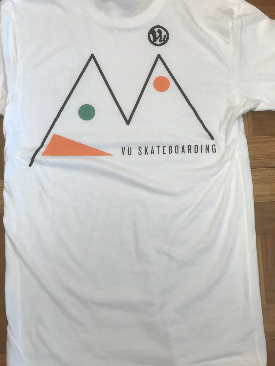 Image of ABSTRACT TEE