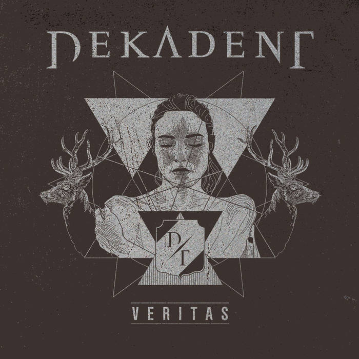 "Image of Dekadent ""VERITAS"" CD+DVD"