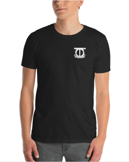 Image of Demi the Daredevil Logo Tee