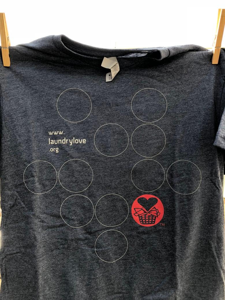 Image of Laundry Love Bubbles T-shirt