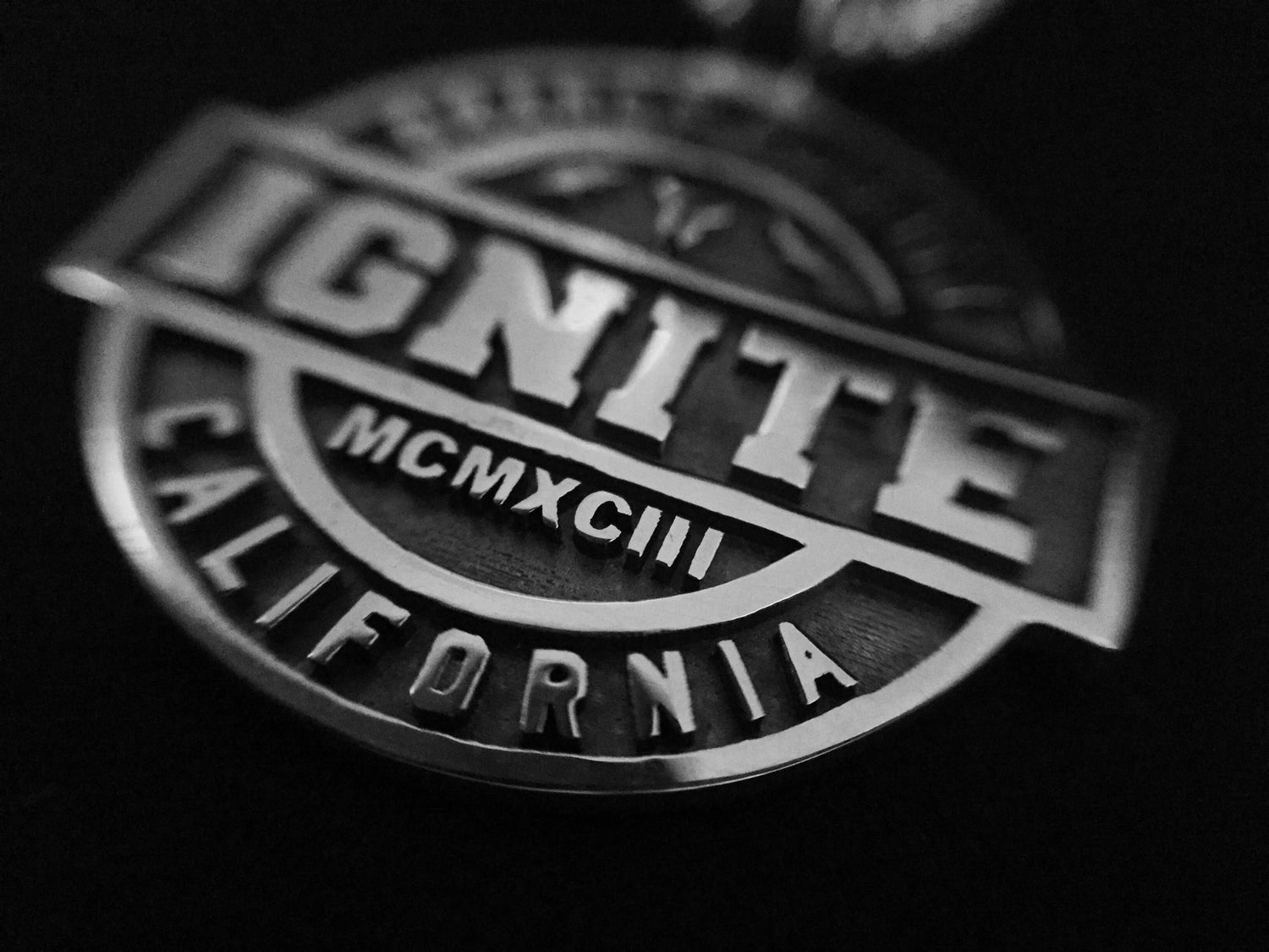 Image of Ignite, The Official Silver Pendant