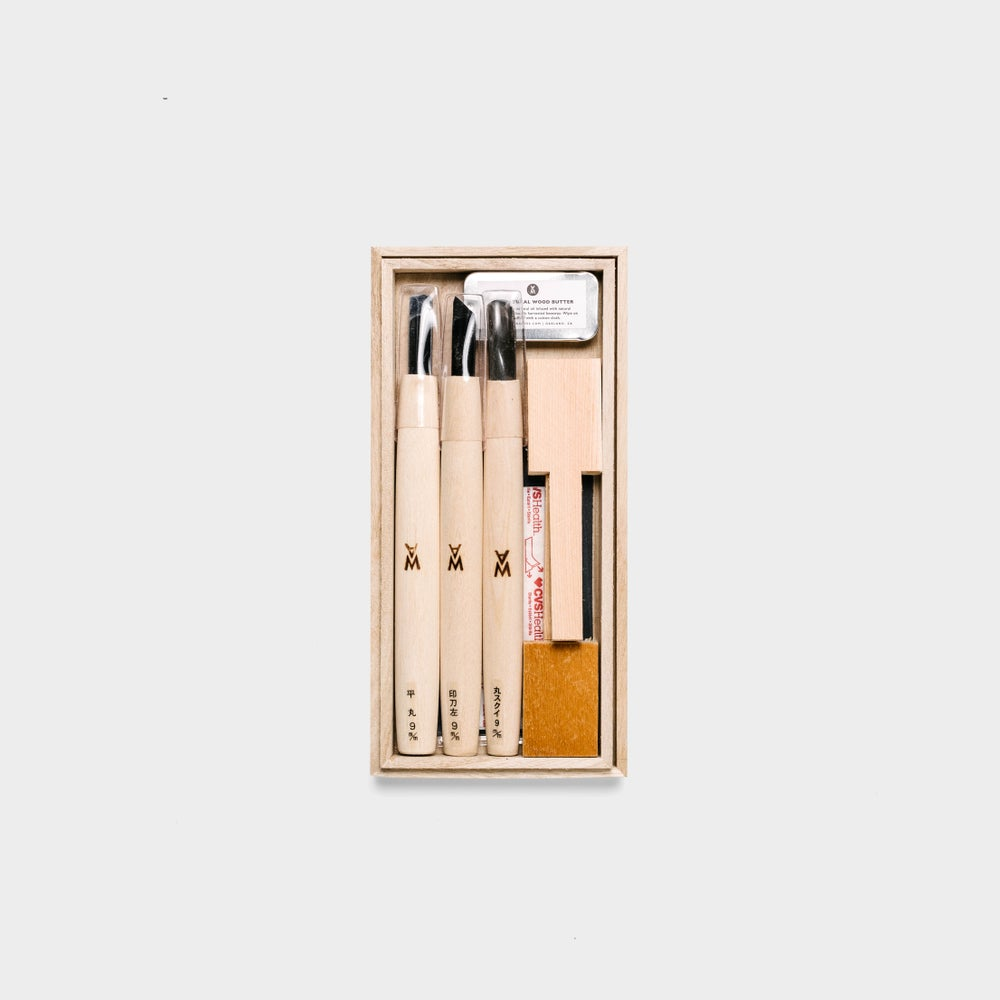 Image of Beginner Carving Kit