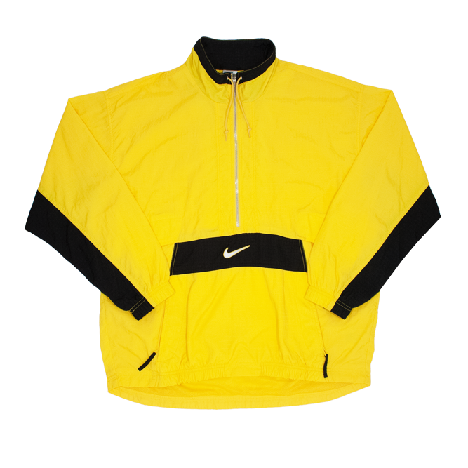 Image of Nike Vintage Windbreaker Pullover Size L