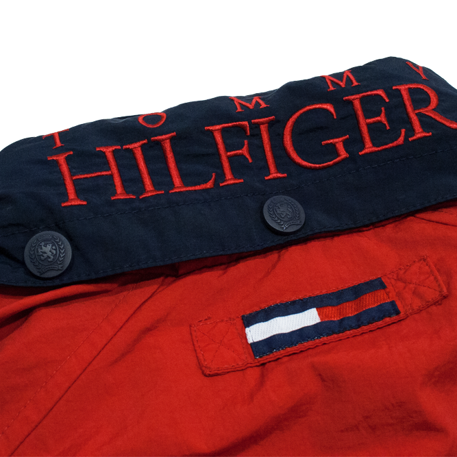 Image of Tommy Hilfiger Vintage Sailing Jacket Size XL