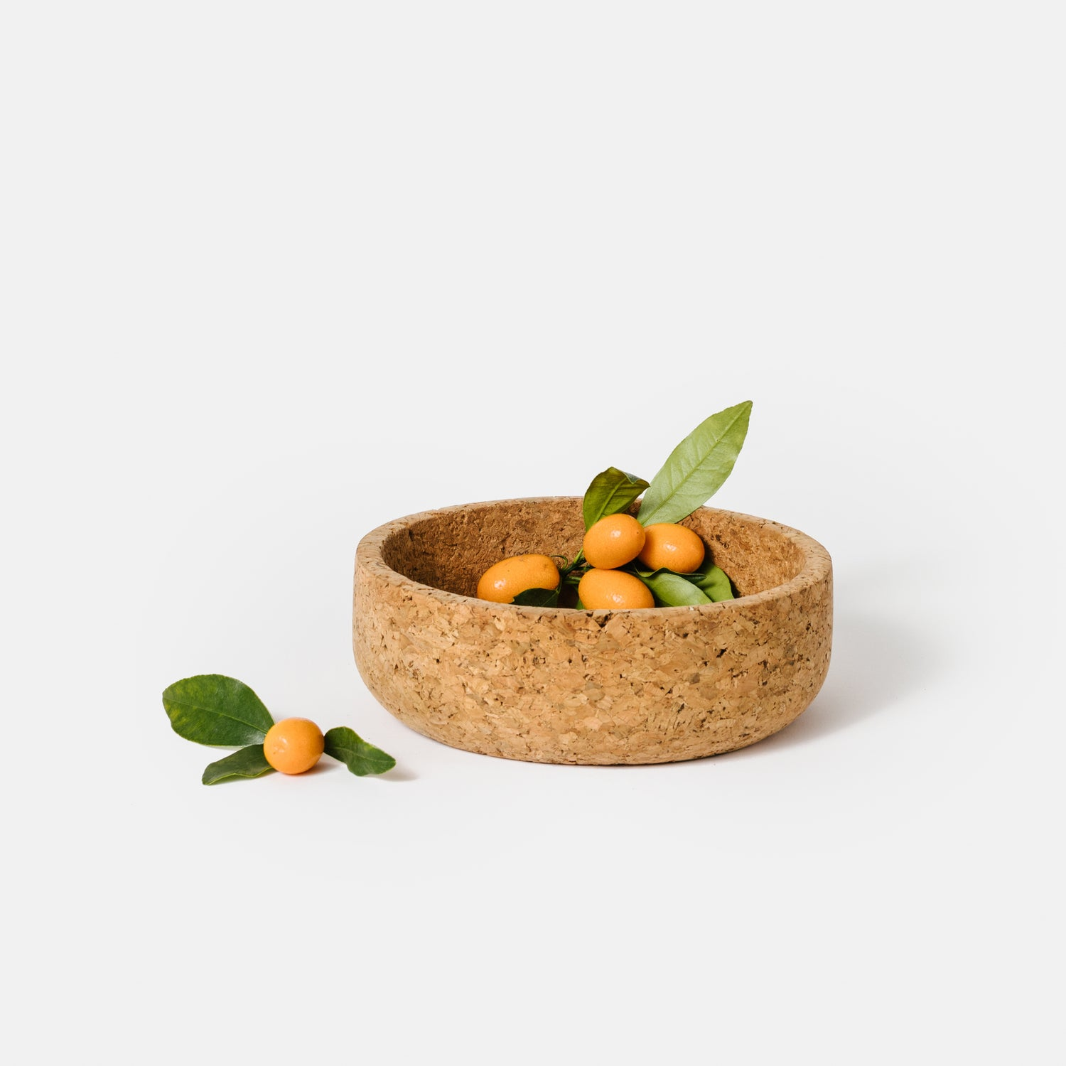 Image of Vintage Natural Cork Bowl