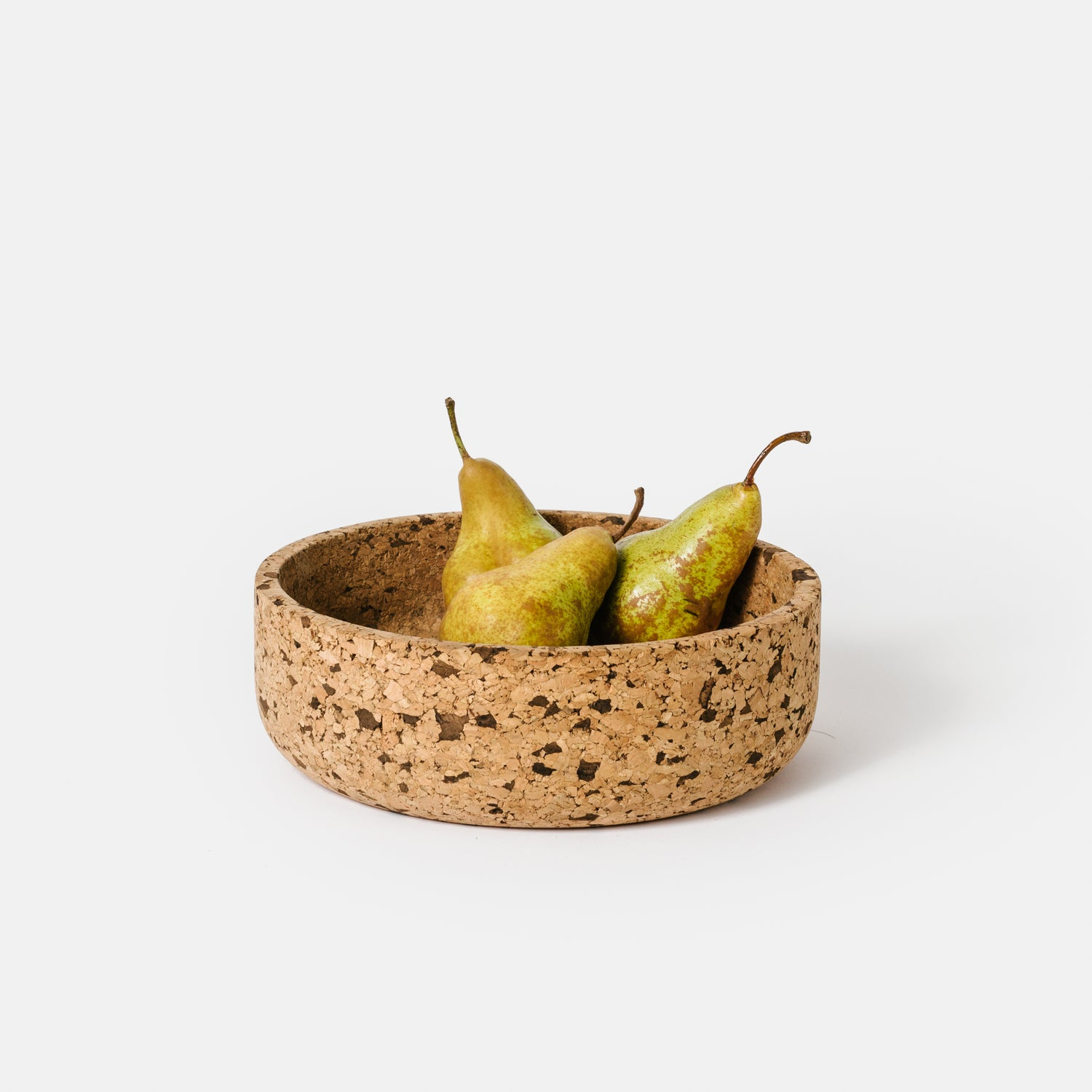 Image of Large Speckled Cork Bowl
