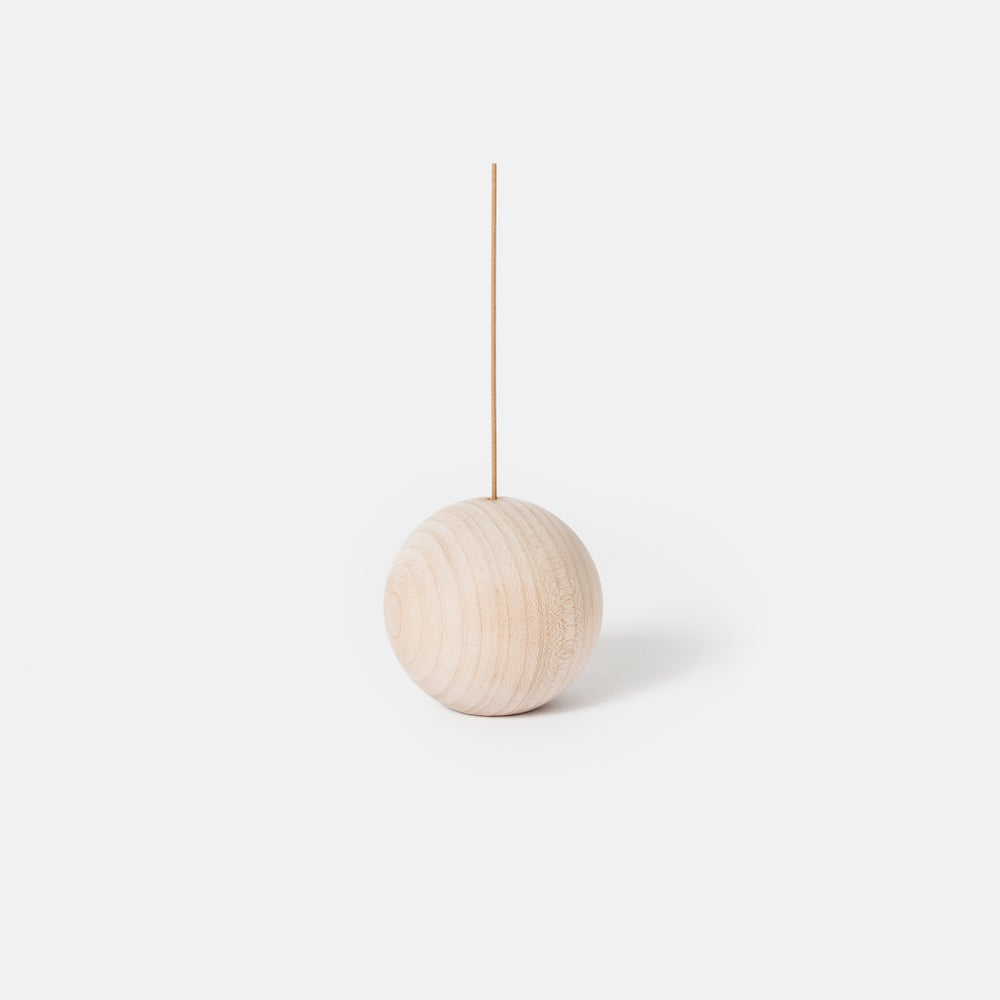 Image of Globe Incense Holder