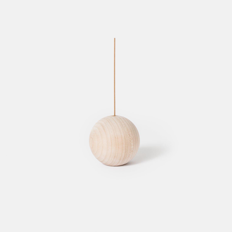 Image of Globe Incense Holder