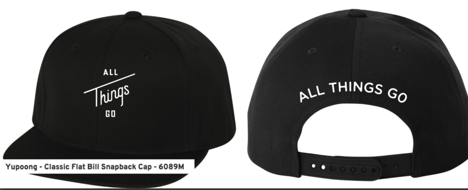 Image of All Things Go Snapback Hat