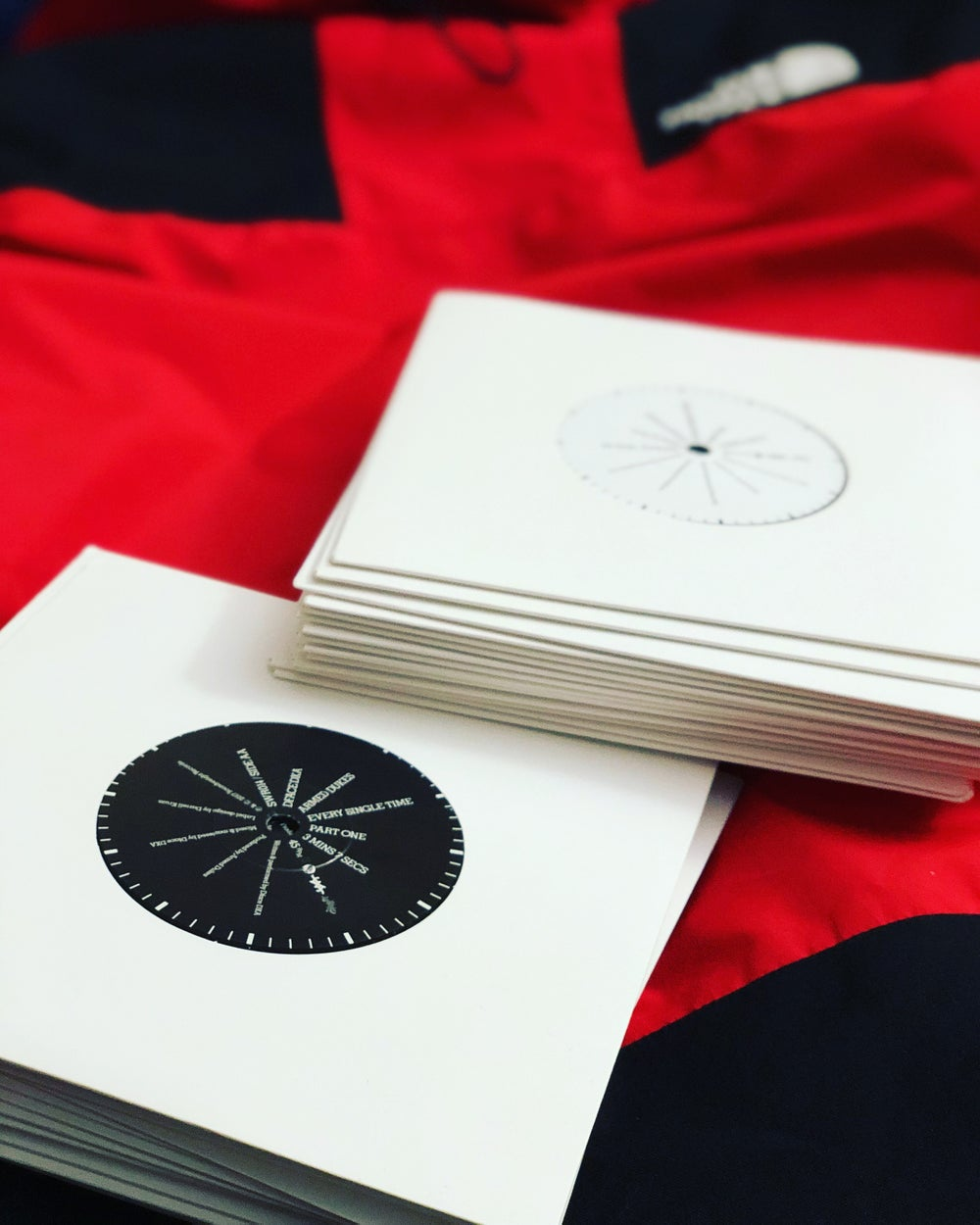 """Image of DFACE DXA & ARMED DUKES - Every Single Time Part I & II on 45// 7"""""""