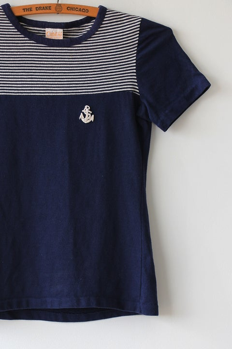 Image of SOLD Catalina Anchors Away Tee