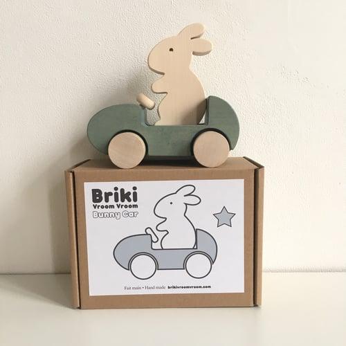 Image of Bunny Car Gris